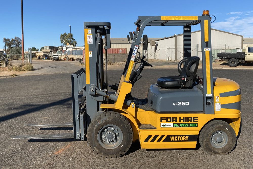 X1 VF25D Victory Forklift